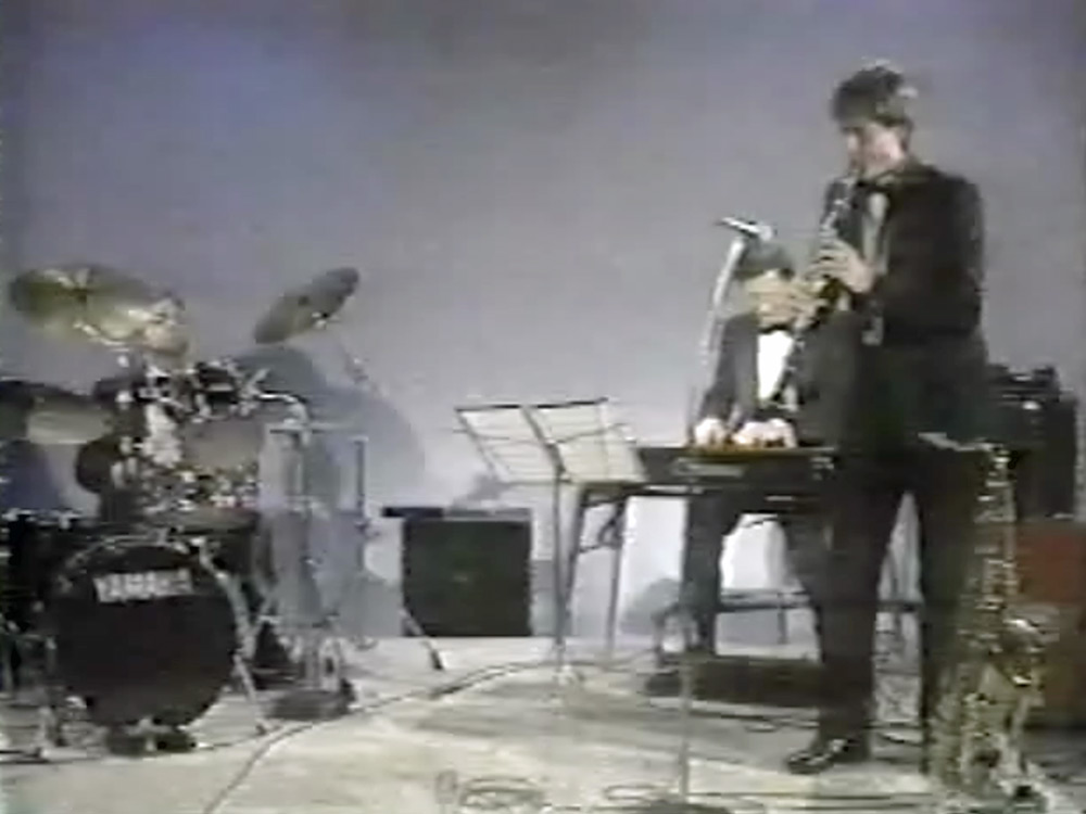 Playing Memories of You with Steve Patke and Don Warner on Ruth s Music Corner 1980s