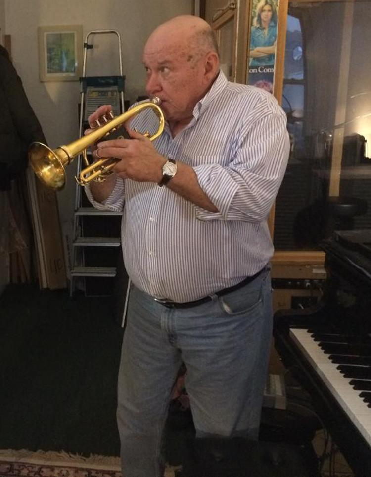 Warren playing