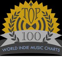 Top 100 World Laurel badge