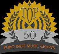 Top 50 Euro Laurel badge