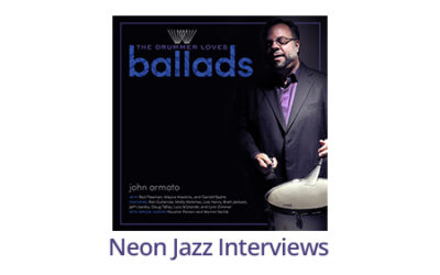 A Neon Jazz Interview with John Armato